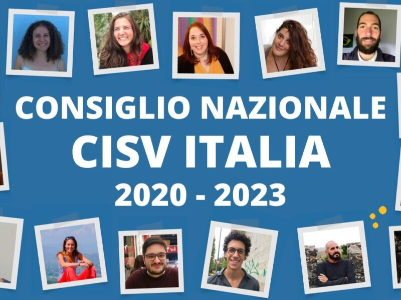 CONSIGLIO NAZIONALE ESECUTIVO CISV ITALIA